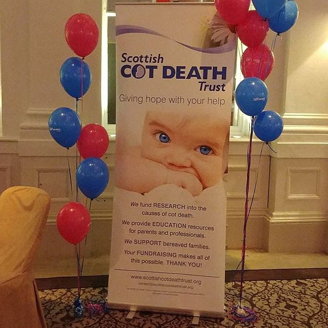 Scottish Cot Death Trust Afternoon Tea