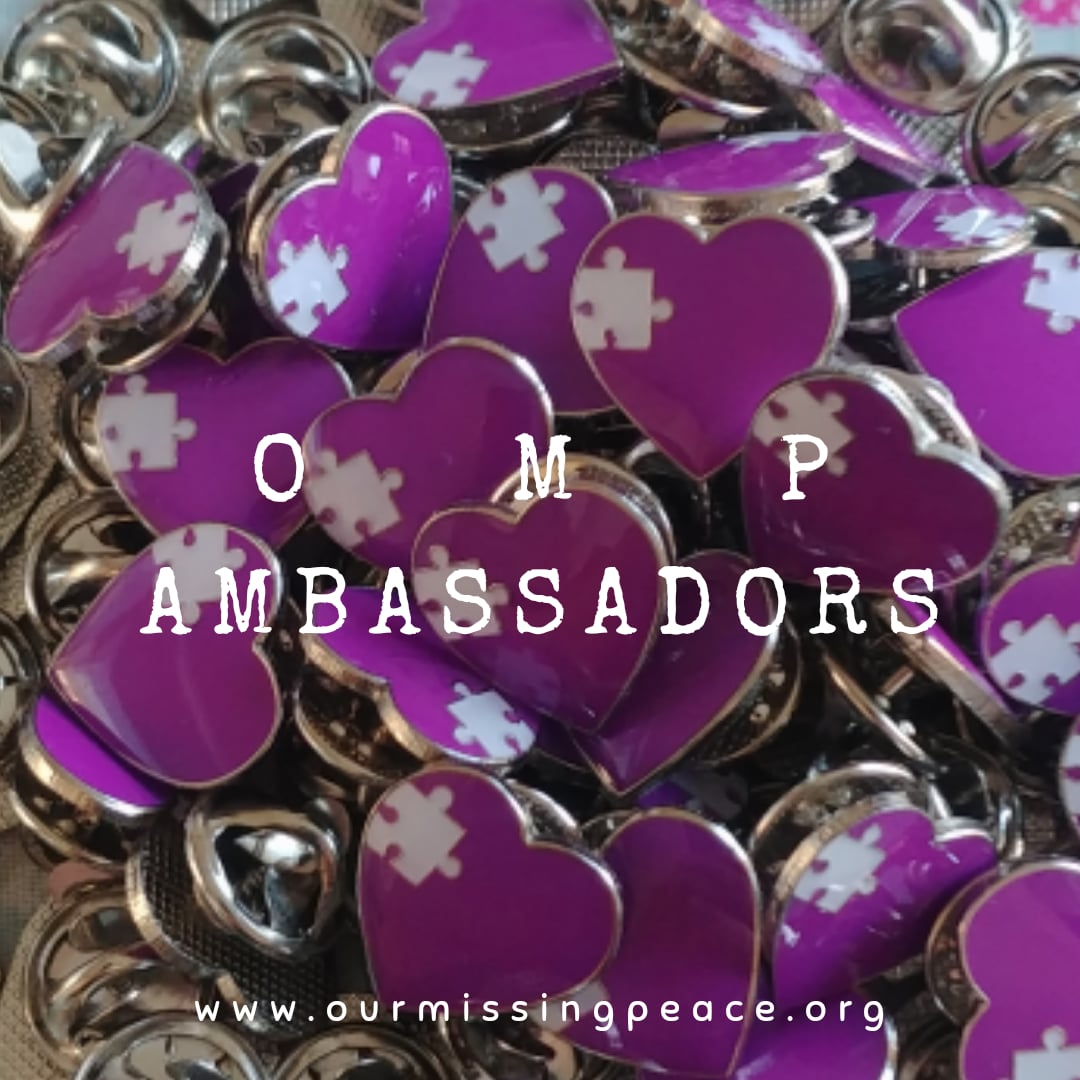Our Missing Peace Ambassadors