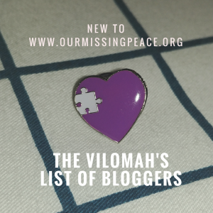 The Vilomah's List of Bloggers