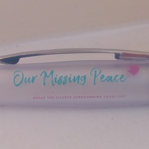 Our Missing Peace Pen
